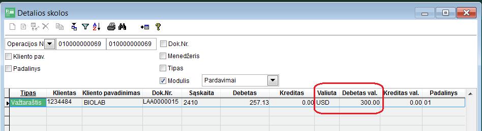 valiutos prekybos sąskaita Lietuvoje